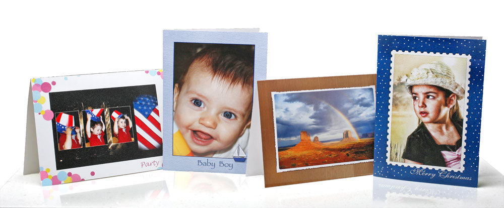 Greeting Cards & Postcards printing
