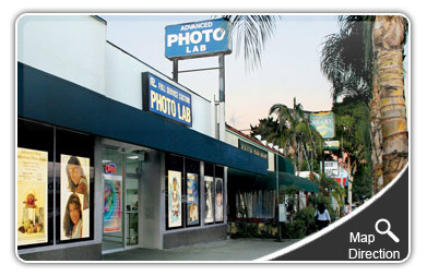 Advanced Photo Lab in Los Angeles