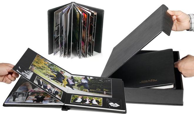 how to print a digital album